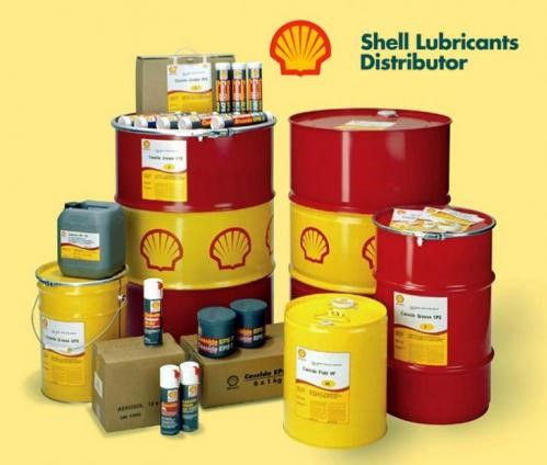 Shell thermia D